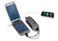Powermonkey Extreme: Powerbank und Solarpanel