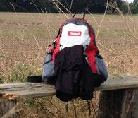 Mein Rucksack für kurze Wanderungen (1-2 Tage)