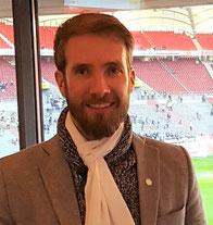 Prof. Dr. André Bühler, Leiter des Masterstudiengangs internationales Sportmarketing (MBA)