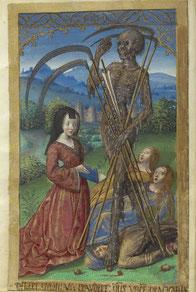 La Mort au XVe siècle