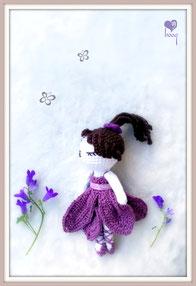 Flower ballerina
