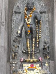 Buddha and Bodhisattva statue