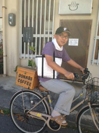 店主・船田 弘※画像はふけて見えるらしいですが38歳です。