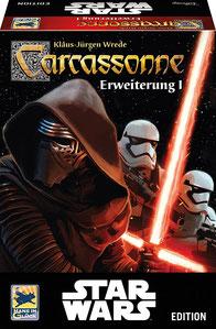 Star Wars Carcassonne Erweiterung