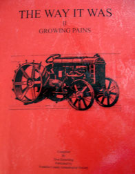 Cover of The Way It Was, II: Growing Pains
