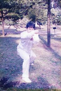 馬貴の絶技 腕打 賀川25歳当時