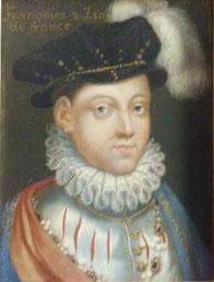 François II. Château de Blois. (Source : Sylve VALENTIN)