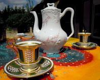 Porzellan aus Limoges /porcelaine de Limoges