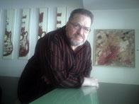Dieter Zawodniak - Gründer der Künstlergruppe Kunst4tel 19.Okt.2001