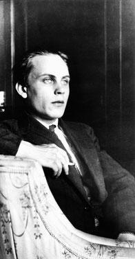 Павел Лукницкий. 1920-е годы