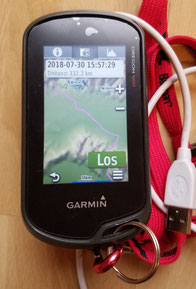 Unser Garmin Oregon 600