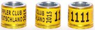 TCD Tippler Club Deutschland Ringe 2015
