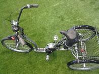 Pfau Tec Torino Dreirad mit Mittelmotor