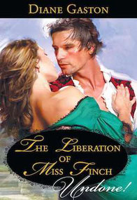 The Liberation of Miss Finch by Diane Gaston