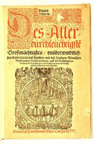 Constitutio Criminalis Carolina 1532