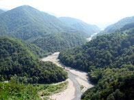 долина реки Шахе, Солох-Аул