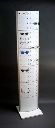 Brillen Verkaufsständer zum selber bauen.