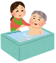 山添村社会福祉協議会 訪問入浴介護事業