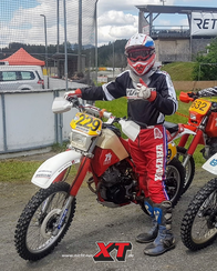 Classic Enduro Mühlen Yamaha TT350