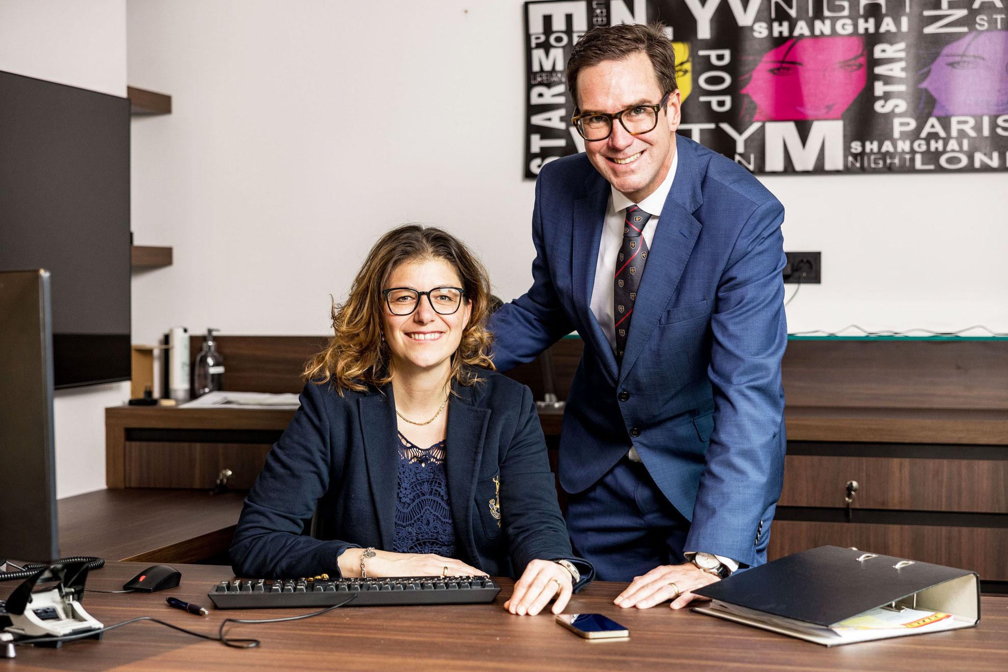 Visionäre Patricia & Markus Robinig