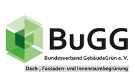 Logo Bundesverband Gebäudegrün e.V. (BuGG)