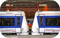 Visit Chiltern Railways to find out about rail services from Bicester