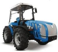 BCS W640 H640 Tractor