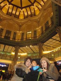 東京駅のドーム