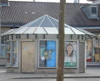 Foto Behinderten-WC Bahnhof von Aussen