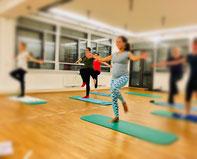 Pränatales Fitnesstraining