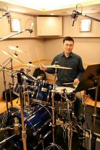 横浜ジャム音楽学院 パーカッション科 講師 菅野 吉也