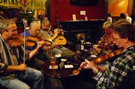 アイルランド音楽 セッション