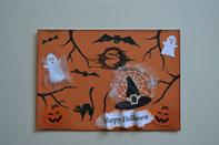 Glückwunschkarten für Halloween