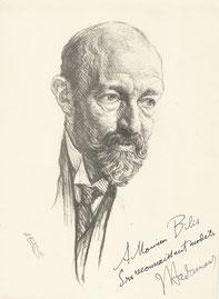 Jacques Hadamar  professeur  1928
