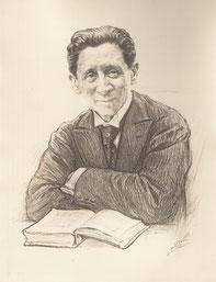 Marc Bilis son frére 1927