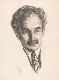 Bonnard Abel  poéte romancier 1929