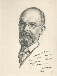 Alexandre Couvelaire  medecin de Paris  1930