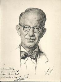 Pierre Combemal  Doyen fac medecine Lilles 1950