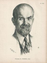 Etienne Chabrol  professeur médecine 1950