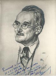 Charles Lenormant  medecin 1933