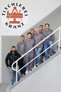 Kranz TEAM Handwerkstatt, Teamfoto