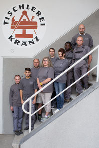 Kranz TEAM Maschinenwerkstatt, Teamfoto