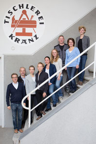 Kranz TEAM Buero, Teamfoto