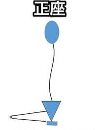 骨盤を立てるとは、耳たぶと肩と骨盤が一直線上に並ぶポジションです