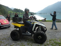 Interlaken Tour with ATV