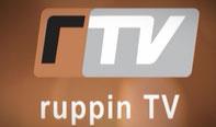 Altes Logo von ruppinTV