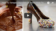 How To Temper Chocolate At Home,chocolate tempering,tempering,chocolate how to decorate,chocolate tempering tutorial,