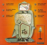 Mini-Fresh-Box, preiswerter robuster Minzautomat