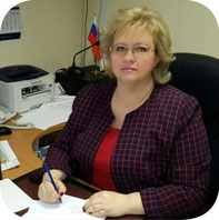 Начальник Одинцовского управления социальной защиты населения Малашкина Наталья Анатольевна