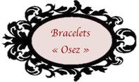 Des bracelets à composer soi-même, des maillons de formes, couleurs différentes à assembler les uns aux autres créés par Les tiroirs Secrets de Fantine